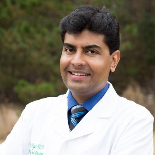Dr. Harsha Vyas, M.D., F.A.C.P